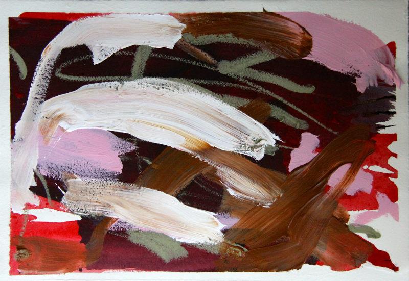 Bild Acrylmalerei